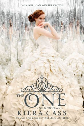 the-one-by-kiera-cass-cover
