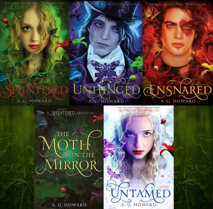 splintered-series-and-novellas